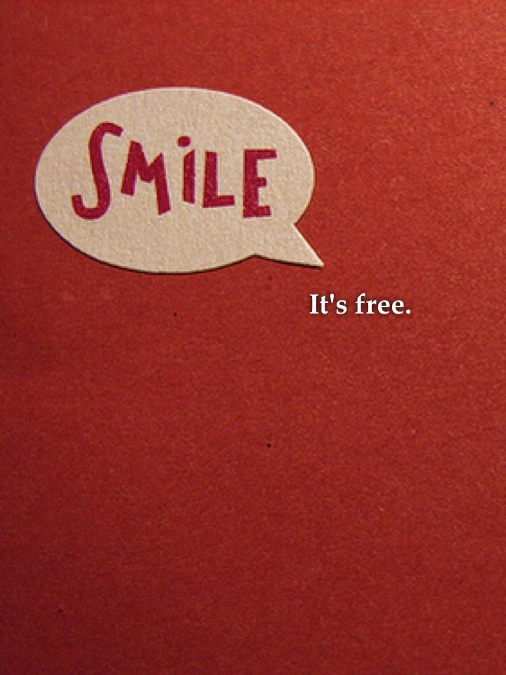It's free.