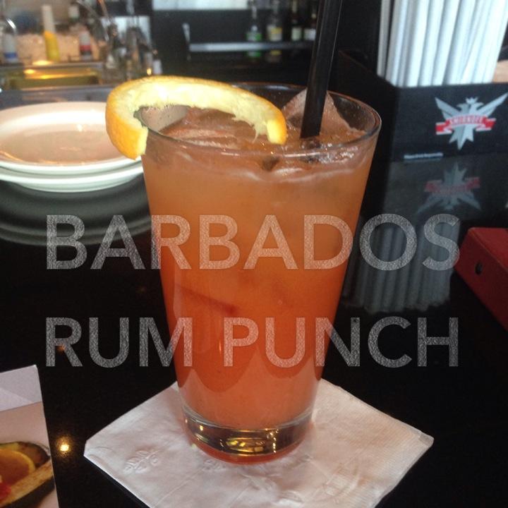 Bajan Rum Punch Recipe — Dishmaps