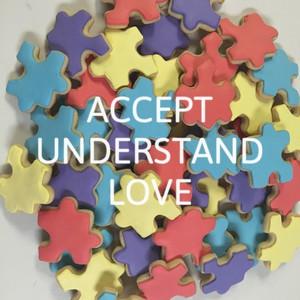 ACCEPT UNDERSTAND LOVE