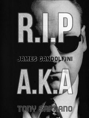 R.I.P James Gandolfini A.K.A Tony Saprano
