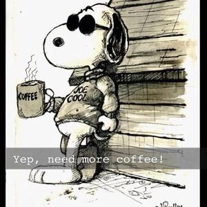 Yep, need more coffee!