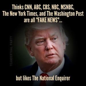 Trumps Fake