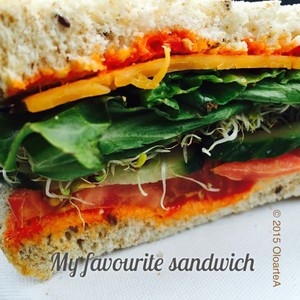 My favourite sandwich