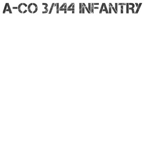 A-CO 3/144 INFANTRY