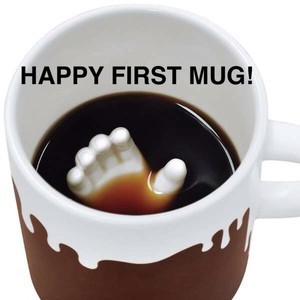 Happy first mug!