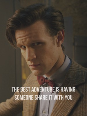 The best adventure is having someone share it with you