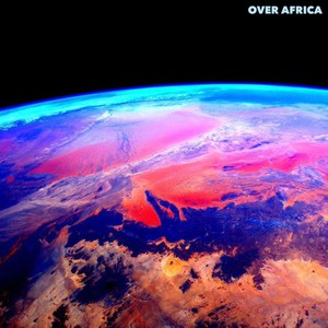Over Africa