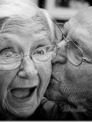 The heart Has no Wrinkles