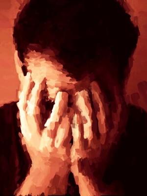 Tears of grief