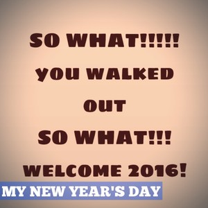 My New Year's Day
