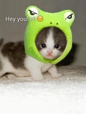 Hey you! Hi 😊
