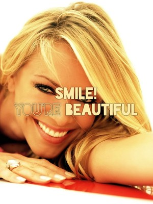 Smile! You're beautiful