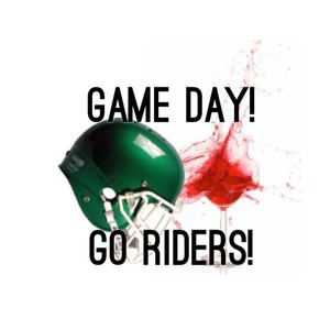 Game Day! GO RIDERS!