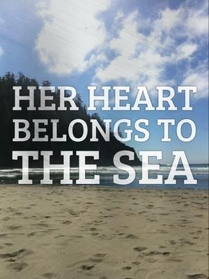 Her heart belongs to the sea