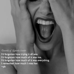 And I do. ~pb
