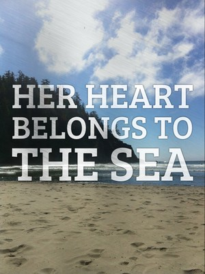 Her heart belongs to the sea