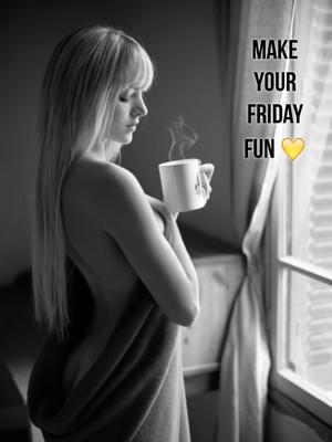 Make your Friday fun 💛