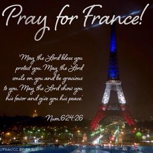 Pray for France!