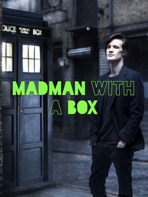 Madman with a box